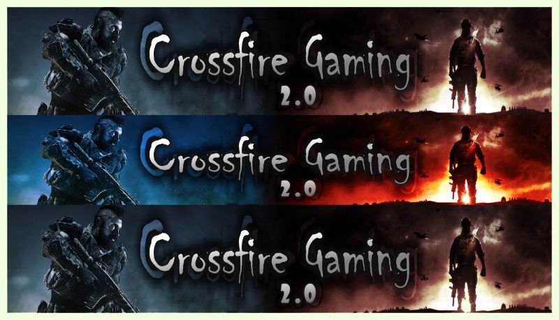 Crossfire Gaming Banner 3